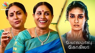 தடைகளை வென்ற Hero நயன்தாரா : Saranya Ponvannan Interview | Kolamavu Kokila | Nayanthara Movie