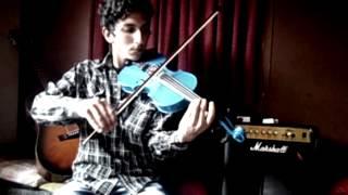 En el limbo- La Vela Puerca ( Violín cover) Paul Alzueta