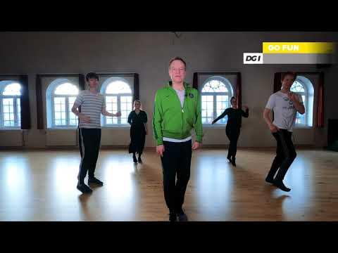 DGI Gymnastik - Dans  med Peter Friis - September