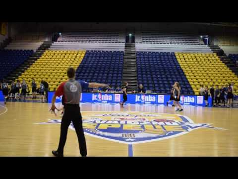 jr.NBA Latvija FINĀLSPĒLE Detroit Pistons vs. Minnesota Timberwolves [11.02.17.]