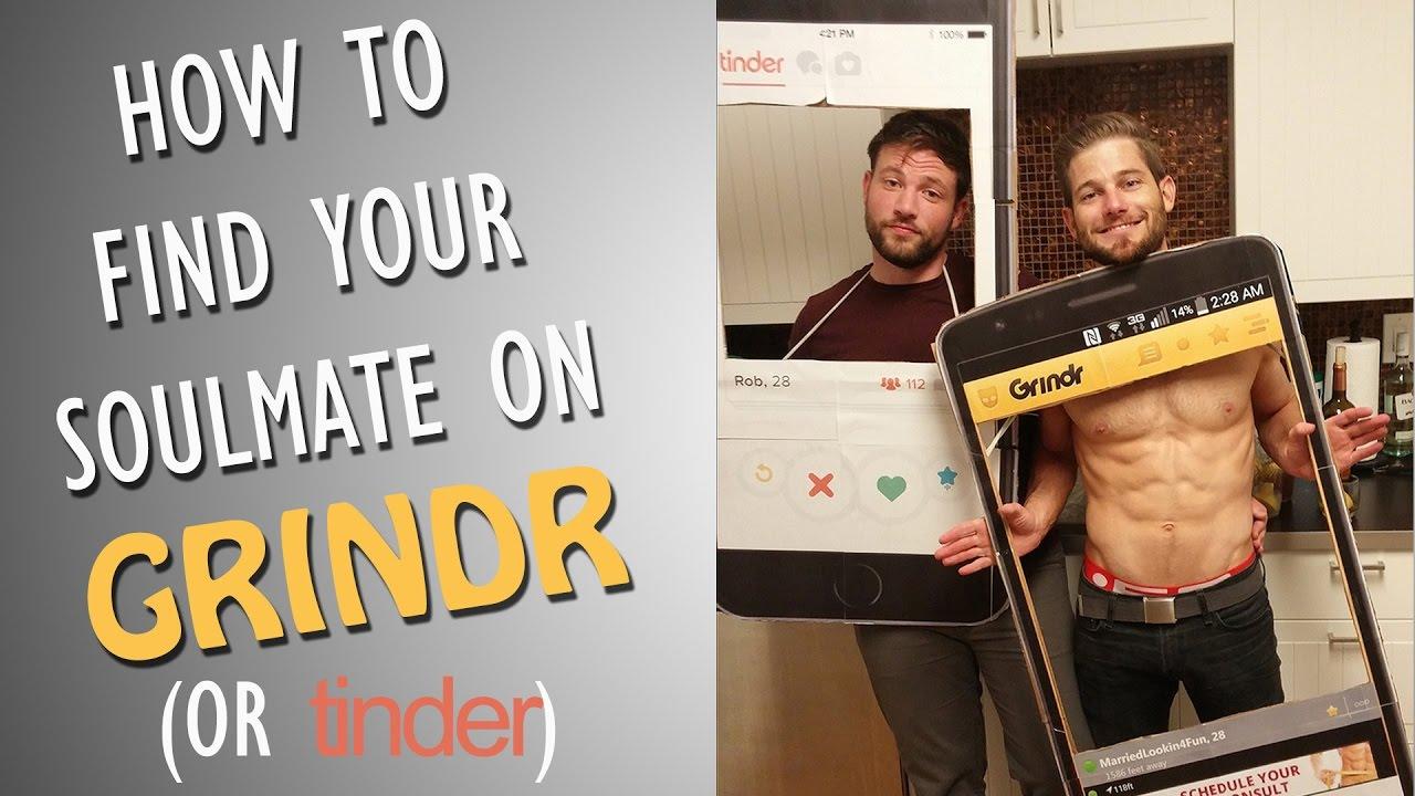 Grindr or tinder