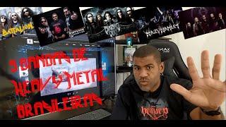Bandas de Heavy Metal Brasileiras - Brothers of Metal 086