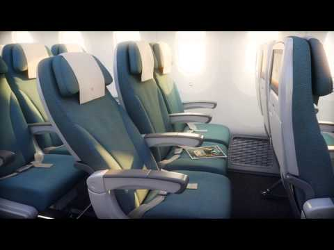 Check Out Royal Brunei's Brand New Dreamliner