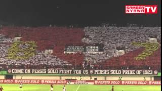 Aksi Pasoepati Persis Solo Vs Timnas U23