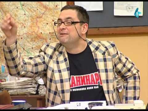 DRŽAVNI POSAO [HQ] - Ep.322: Sto godina Voše (06.03.2014.)