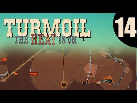 TURMOIL - THE HEAT IS ON #14 - LUCHA POR EL PETROLEO   Gameplay Español
