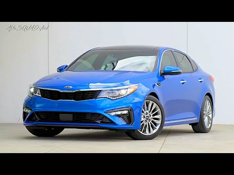 2019 KIA OPTIMA – Interior, Exterior, And Drive / NEW KIA OPTIMA 2019 Refreshed