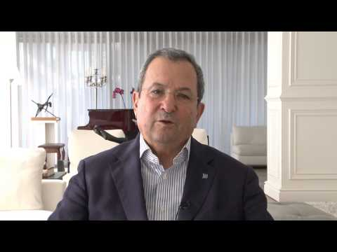 Special Message from Ehud Barak