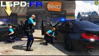 GTA 5 LSPD:FR #073 - RAUBÜBERFÄLLE - Deutsch - Grand Theft Auto 5 LSPD First Response
