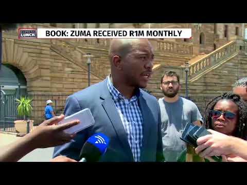 Maimane views President Zuma's declaration of interests