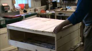 Building A 2 Door Sideboard