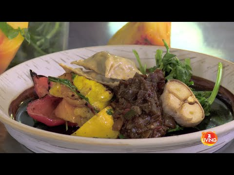 Handmade Mushroom Ravioli Recipe: Good Food America Season 2 | Video | Z Living