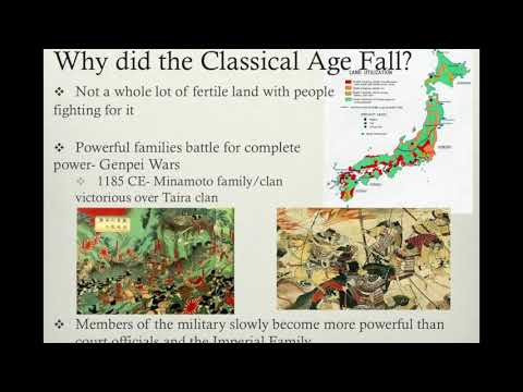 Classical and Medieval Japan Intro Video