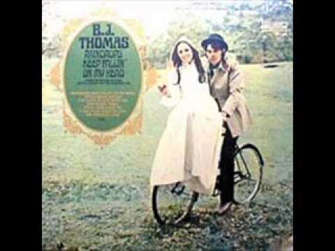 B J Thomas - Raindrops Keep Falling On My Head