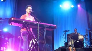 Andy Grammer - We Are Young / Keep Your Head Up ( Pegasus Palooza 08-23-12 UCF Arena Orlando, FL )