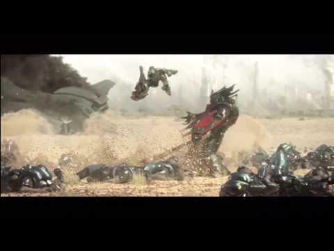 Halo: John vs Locke   Ready Aim Fire