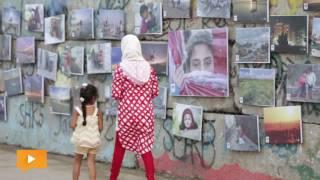 معرض «١٠٠٠ صورة من المدينة المحاصرة» .. رسالة من «غزة» إلى العالم