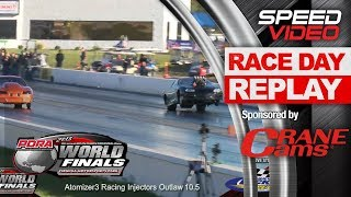 Chevy Outlaw 10.5 pulls wheelie and wins -PDRA World Finals