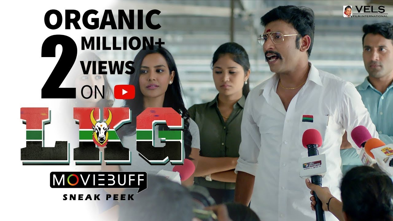 LKG - Moviebuff Sneak Peek | RJ Balaji, Priya Anand | Leon James | K.R. Prabhu