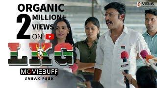 LKG - Moviebuff Sneak Peek | RJ Balaji, Priya Anand | Leon James | K.R. Prabhu
