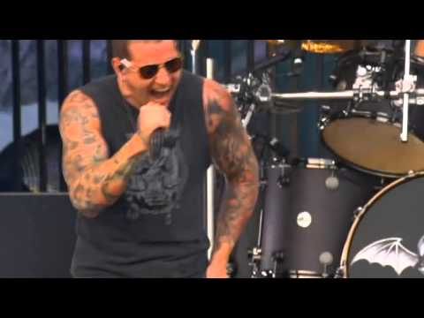 Avenged Sevenfold - God Hates Us (Live at Rock Am Rock 2011) ᴴᴰ