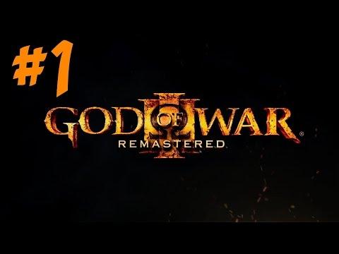 GOD OF WAR 3: REMASTERED ★ EPISODE 1 LIVE! - Let's Play / Walkthrough