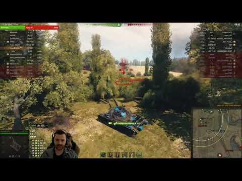 World of Tanks - Active Spotting on Prokhorovka