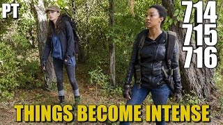 The Walking Dead Season 7 Episode 14, 15, & 16 Discussion & Spoilers