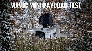 Hero 8 Black Mounted on DJI Mavic Mini | Payload Test