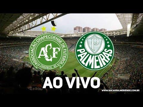 Ao Vivo Chapecoense x Palmeiras Brasileirão 2019