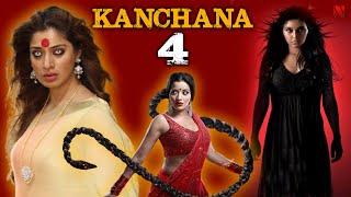 Kanchana 4   Hindi Dubbed Full Horror Movie   South Hindi Dubbed