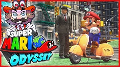 New Donk City! | 07 | SUPER MARIO ODYSSEY