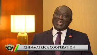 Presidential Diaries: China Africa Cooperation