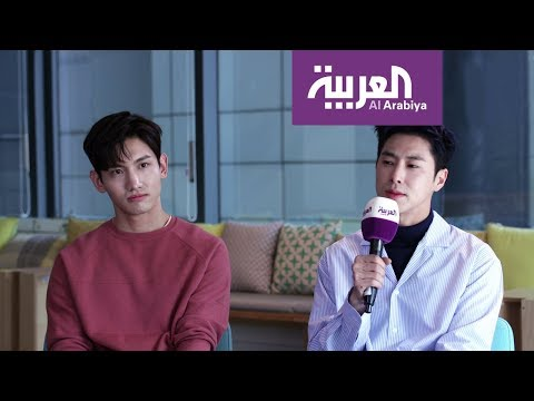 صباح العربية | لقاء فرقة !TVXQ على العربية - الجزء الثاني