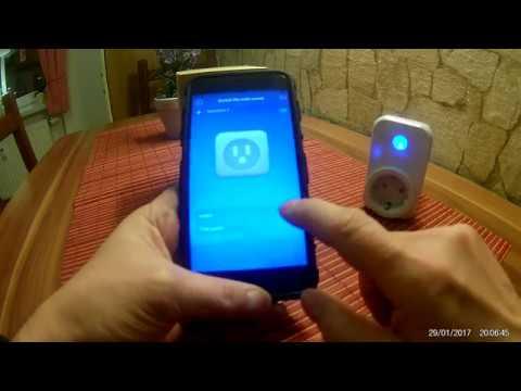 SWA1 Smart Wifi Socket unboxing