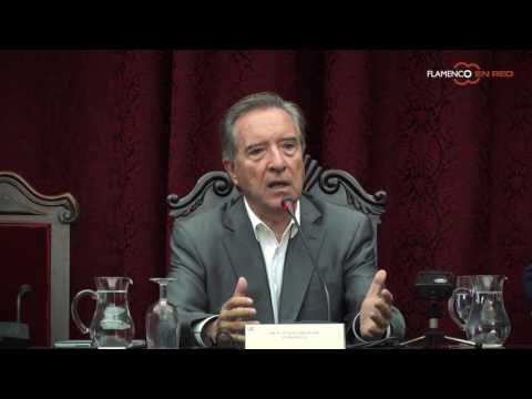 """FER. Iñaki Gabilondo """" La radio, casa del Flamenco"""""""