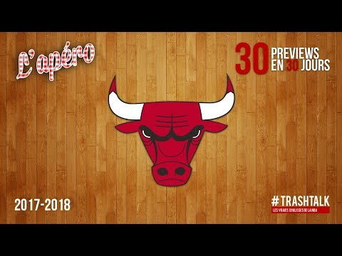 Preview 2017/18 : les Chicago Bulls