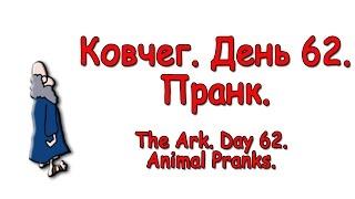 Ноев Ковчег. День 62. #Пранк.
