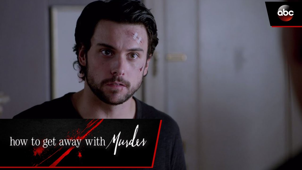 Connor pleads with oliver how to get away with murder 3x10 youtube ccuart Image collections