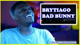 BAD BUNNY BRYTIAGO REACCION! NETFLIXXX (Netflix) - Brytiago Ft. Bad Bunny |2018 LATIN MUSIC REACTION