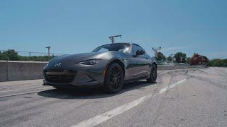 homepage tile video photo for Mazda MX-5 Miata at Lightning Lap 2019
