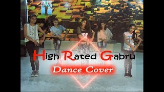 song : high rated gabru | Nawabzaade | DANCE choreography  |