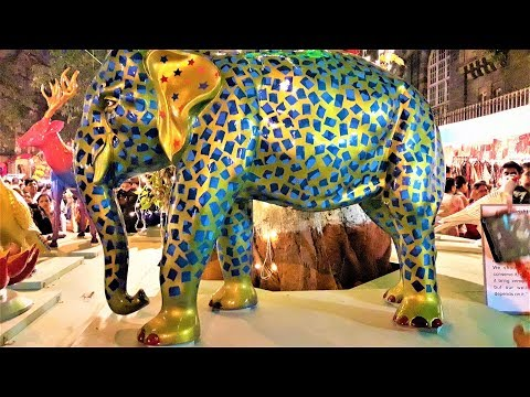KALA GHODA ART FESTIVAL 2018 MUMBAI FT. ZUBYTECK | BEST PLACE FOR INSTAGRAM PHOTOSHOOT | PART 2