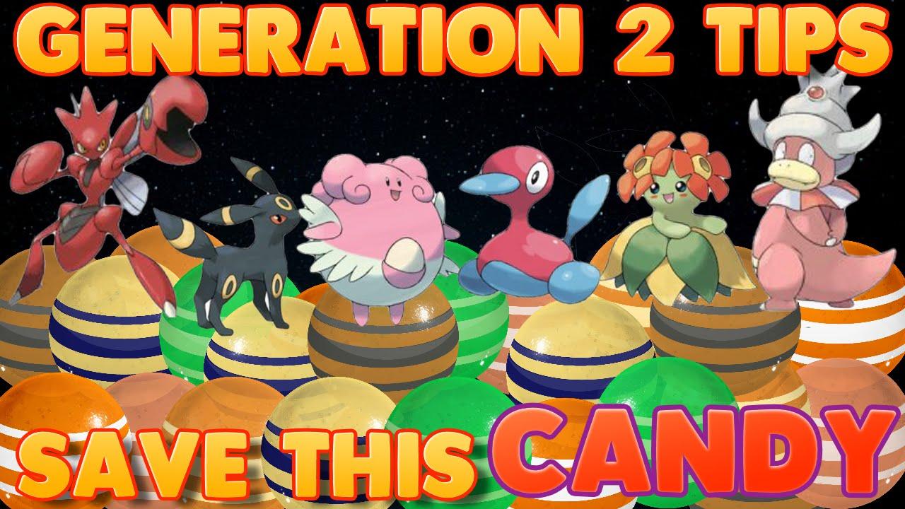 Pokemon generations release date