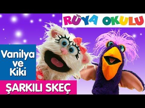 Mini Mini Bir Kuş - Vanilya Ve Kiki - RÜYA OKULU