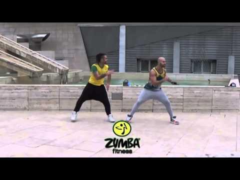 zumba Portuñol Brazilian Funk   Cláudia Leitte feat Beto Perez