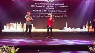 Download Video Duet  Khai Bahar & Baby Shima Di Kedutaan Malaysia  jakarta Indonesia - MP3 3GP MP4