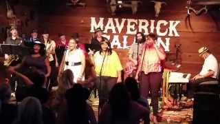 SOUL CATS #3 @ THE MAVERICK SALOON IN SANTA YNEZ, CA. 9/6/15!