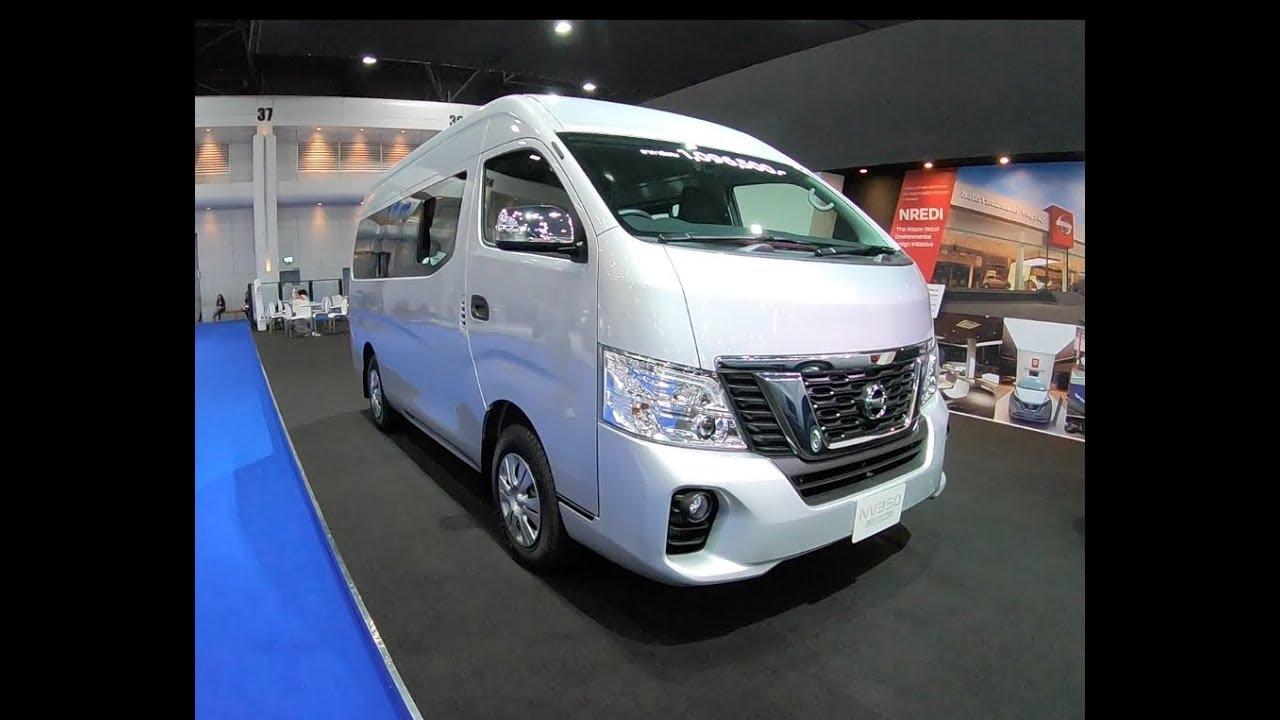 New Van Nissan Urvan Nv350