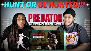 """Predator: Hunting Grounds"" PS4 Trailer REACTION!!!"